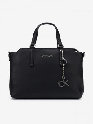 Kabelka Calvin Klein Černá