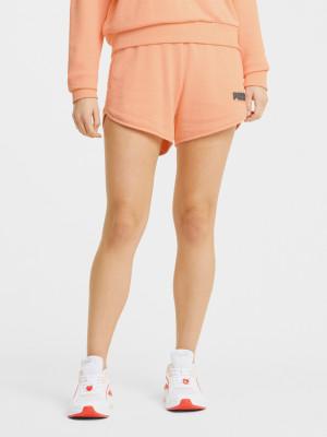 Modern Basics High Šortky Puma Oranžová