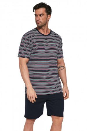 Pánské pyžamo 338/22 - CORNETTE vícebarevné
