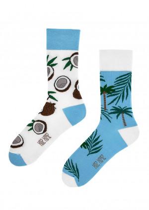 Ponožky Kokosy - Spox Sox