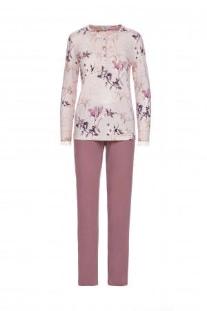Dámské pyžamo 13103 Vamp XXXL světle růžová