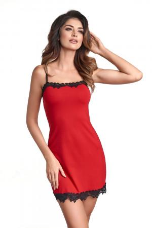 Noční košile Sisi red