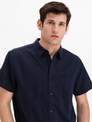 Košile Wrangler Modrá