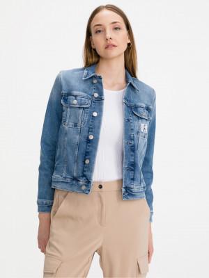 Bunda Calvin Klein Modrá