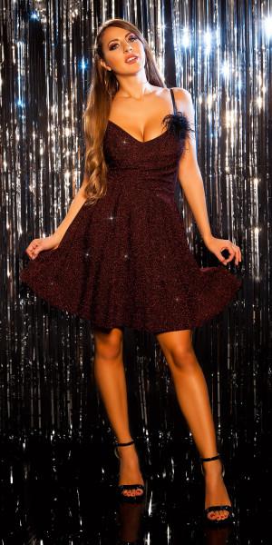 Dámské šaty 74030