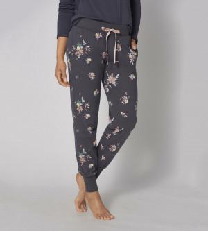 Dámské pyžamové kalhoty Mix & Match TROUSERS JERSEY - PEBBLE GREY - TRIUMPH PEBBLE GREY - TRIUMPH PEBBLE GREY