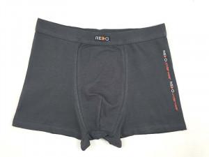 Boxerky 1BE-301 - Redo černá 3XL