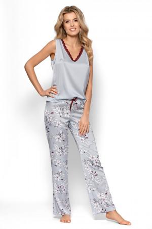 Dámské pyžamo AURORA - Nipplex šedá