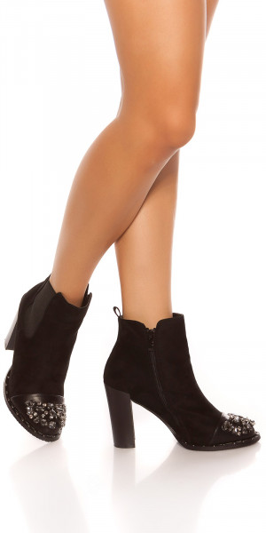 Dámské kotníkové boty 76593