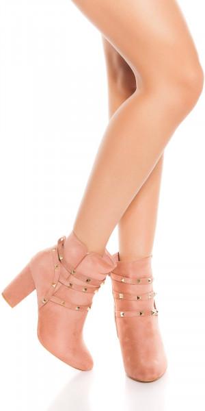 Dámské kotníkové boty 76594