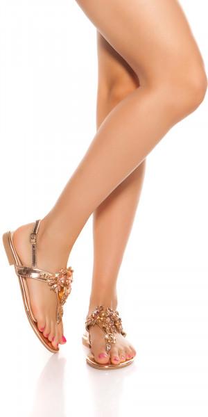 Dámské sandály 76655