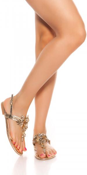 Dámské sandály 76656