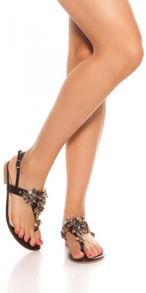 Dámské sandály 76657