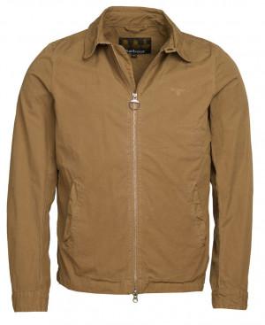 Lehká bavlněná bunda Barbour Essential Casual - písková