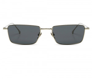 Sluneční brýle Komono Ian Silver Smoke