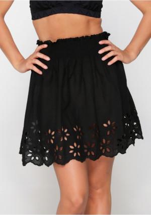 Dámská sukně Lingadore 6124 36 Černá
