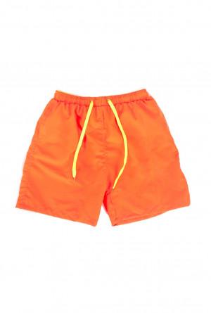 Pánské plavky - kraťasy YO! KC-37 neonová oranžová / epizodaoranžový