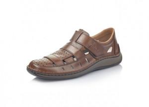 Sandály RIEKER 05268-25