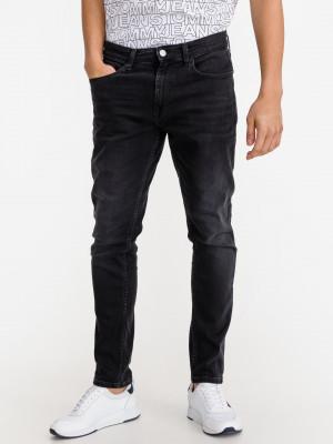 Austin Slim Jeans Tommy Hilfiger Černá