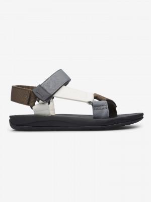 Match Sandále Camper Šedá