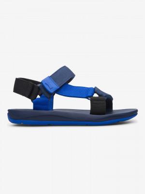 Match Sandále Camper Modrá
