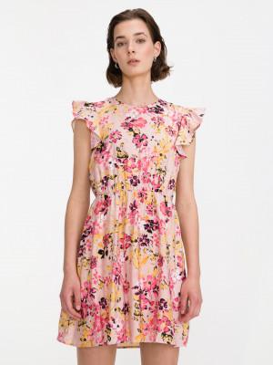 Gigi Šaty Vero Moda Růžová