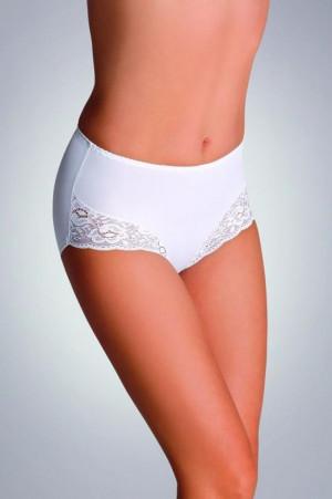 Dámské tvarující kalhotky Vanda - Eldar bílá