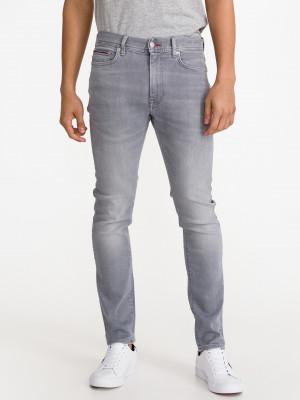 Slim Bleecker Jeans Tommy Hilfiger Šedá