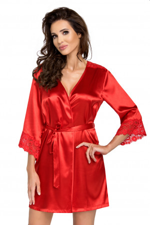 Dámský župan Eva - Donna červená