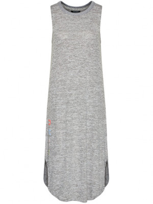 Dámský volnočasový overal YI2622455 šedá - DKNY šedá