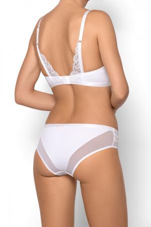 Dámské kalhotky RITA - Nipplex bílá
