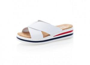 Pantofle RIEKER V02A1-80