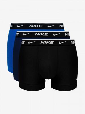 Boxerky 3 ks Nike Modrá