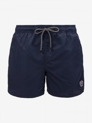 Bali Akm Solid Plavky Jack & Jones Modrá