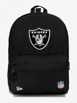 NFL Oakland Raiders Batoh New Era Černá