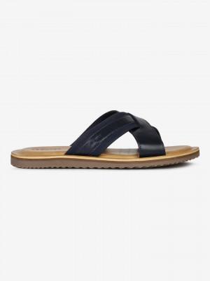 Artie Pantofle Geox Modrá