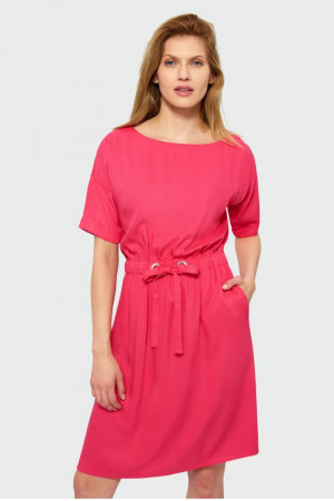 Denní šaty model GPS19SUK565 Greenpoint růžová