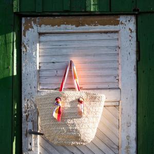 Dámská taška Art Of Polo 20164 Mary Ann Ecru 44x36x6 cm