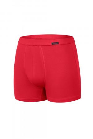 Pánské boxerky 220 red - CORNETTE červená