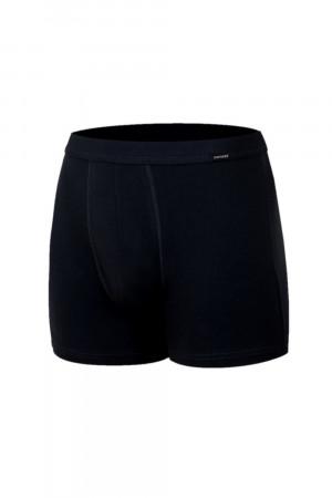 Pánské boxerky 220 czarne - CORNETTE černá