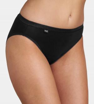 Kalhotky Sloggi Basic+ Tai 2P černá 0004 - Triumph černá