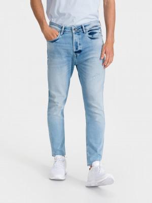 Karl Loose Slim Jeans Salsa Jeans Modrá