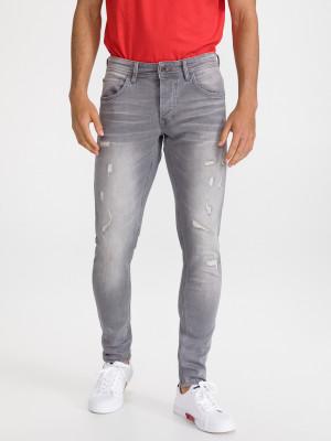Clash Jogger Jeans Salsa Jeans Šedá