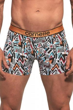 Cornette High Emotion 508/100 Pánské boxerky L grafitová
