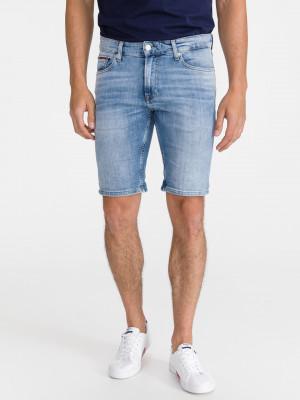 Scanton Kraťasy Tommy Jeans Modrá