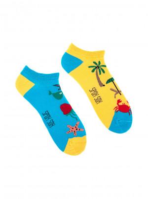Ponožky Spox Sox Pláž a moře vícebarevný 36-39