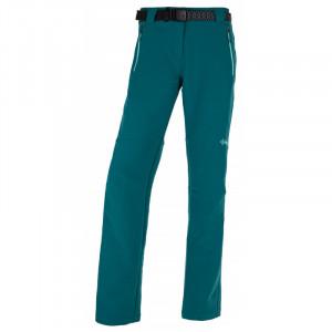 Dámské outdoorové kalhoty Zaria-w modrá - Kilpi
