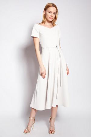 Dámské šaty SUK181 - Lanti ecri(krémová) 40/L