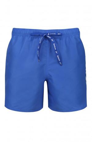 Pánské plavkové šortky Reebok 71004 Worrall Swim Short modrý výbuch