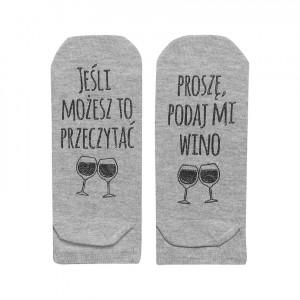 Ponožky se životními instrukcemi SOXO -